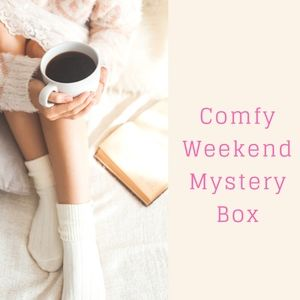 Relax all weekend with this Mystery Box